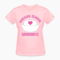 Nursing School Graduate Women's T-Shirts