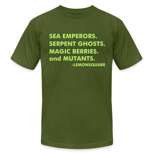 SEA EMPERORS (M) - Men's Fine Jersey T-Shirt