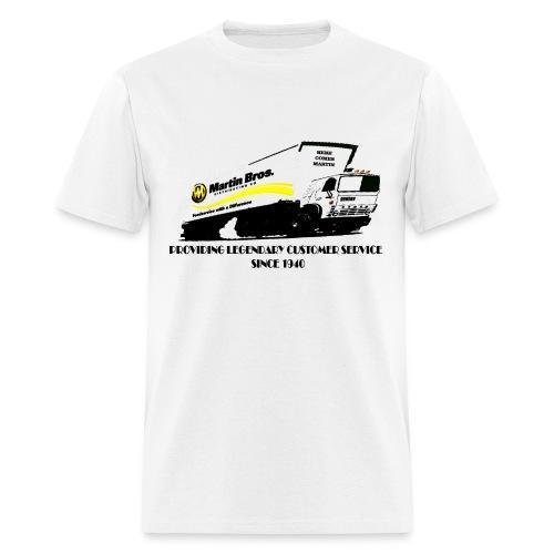 Martin Semi - Men's T-Shirt