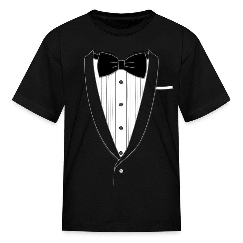 Tuxedo t shirt youth t shirt fake tuxedo shirts for Tuxedo shirt vs dress shirt
