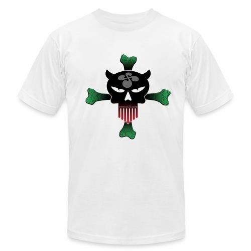 Skull Euskal Herria - Men's  Jersey T-Shirt