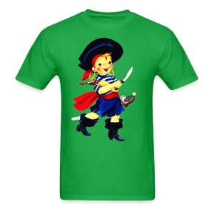 Jolly Pirate - Men's T-Shirt