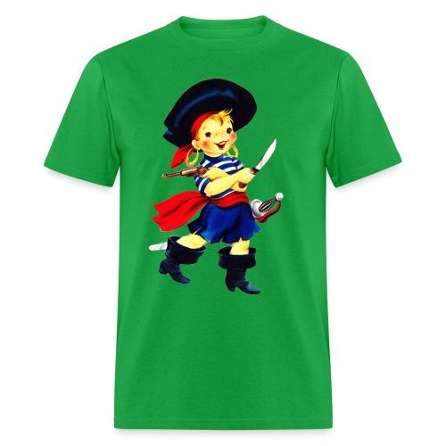 Jolly Pirate - Men's T-Shirt