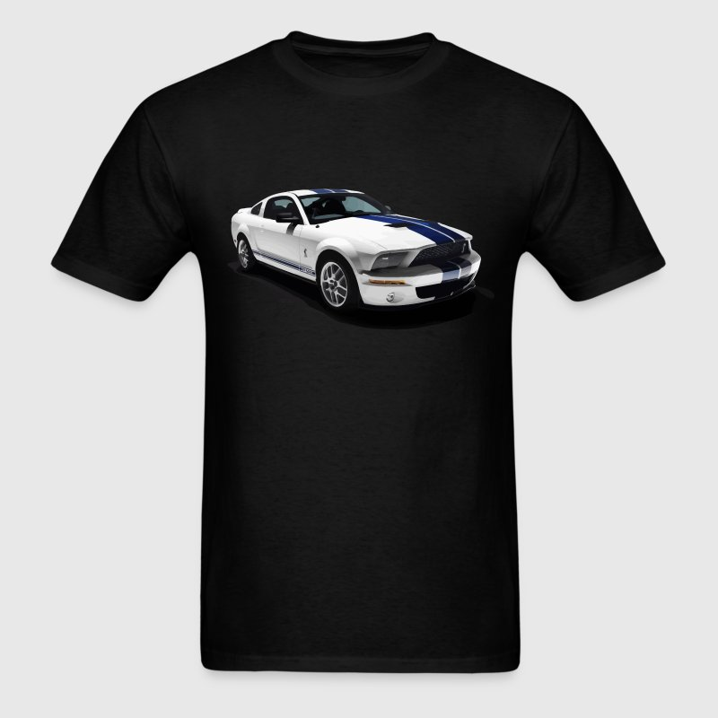 Ford Mustang Gt500 Shelby T Shirt Spreadshirt