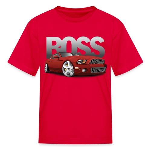 Boss - Kids' T-Shirt