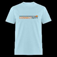 T-Shirts ~ Men's T-Shirt ~ Connectivity Logo T-Shirt (Standard)