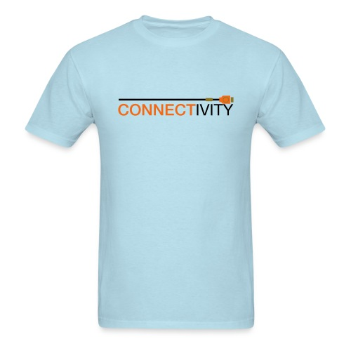 Connectivity Logo T-Shirt (Standard) - Men's T-Shirt