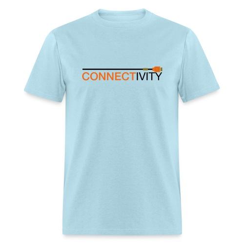 Connectivity Logo T-Shirt (Standard) - Men's T-Shirt