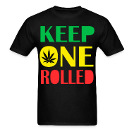 T-Shirts ~ Men's T-Shirt ~ E.C - A high time need's a High T-shirt