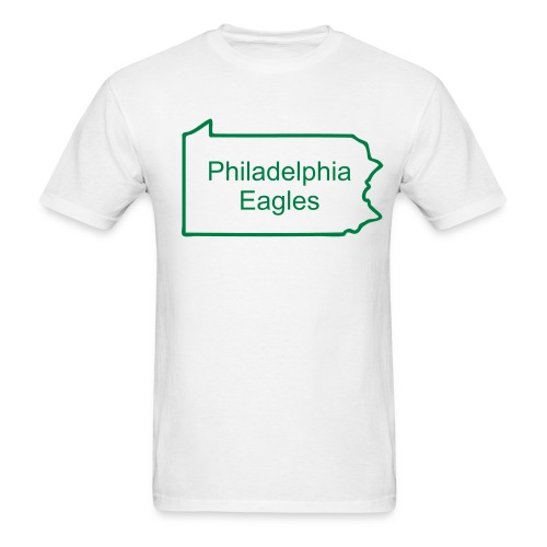 Philadelphia Eagles - Men's T-Shirt