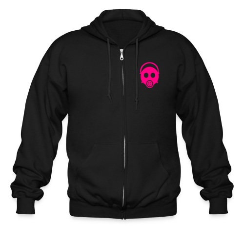 Spliff Men's zipper hoodie  - Men's Zip Hoodie