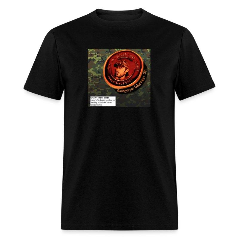 Rock & Secret Love Songs! Greatest album of all time! - Men's T-Shirt
