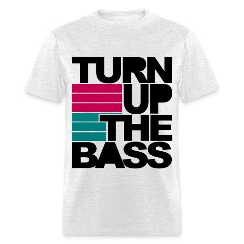Turn Up The Bass T33 - Men's T-Shirt