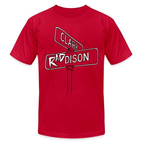 Clark & Rad - Men's Fine Jersey T-Shirt
