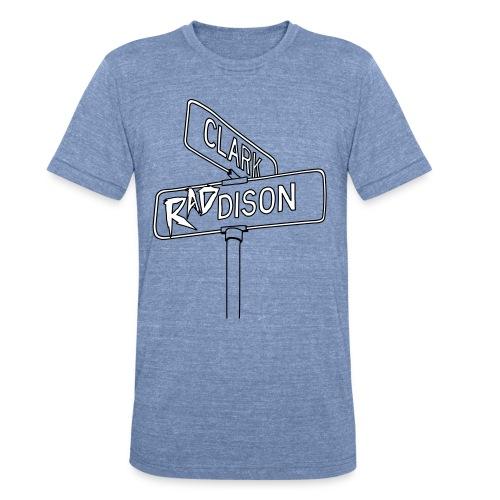 Clark & Rad - Unisex Tri-Blend T-Shirt