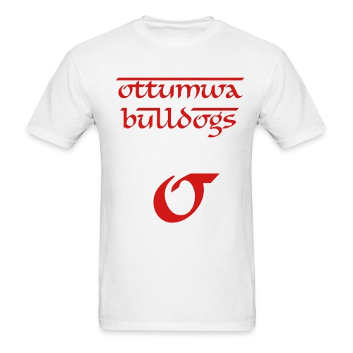 Ottumwa Sinram - Men's T-Shirt