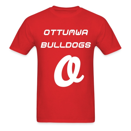 Ottumwa Custom - Men's T-Shirt