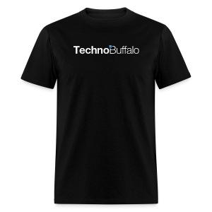 TechnoBuffalo Shirt Guys (Black) - Men's T-Shirt