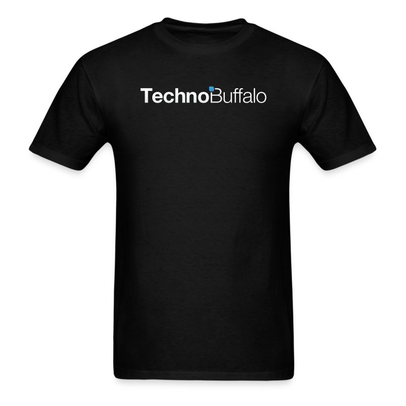 TechnoBuffalo Shirt Guys (Black) - Men's T-Shirt