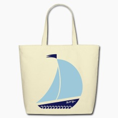 A sailboat tote? Hell yes.