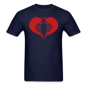 Cobra La La La Love - Men's T-Shirt