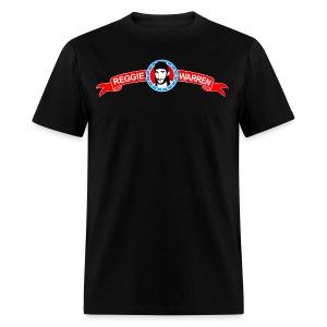 The Reggie Warren Original logo! - Men's T-Shirt
