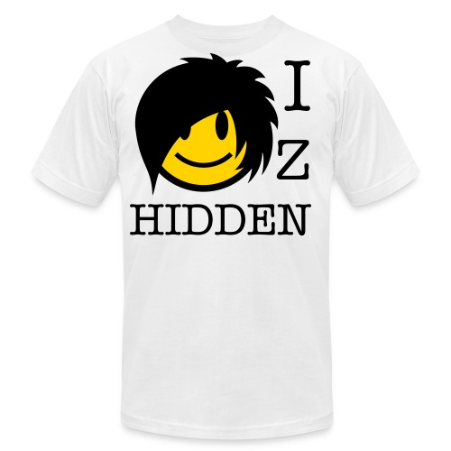 EMO iZ HIDDEN - Men's Fine Jersey T-Shirt