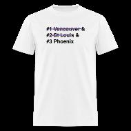 T-Shirts ~ Men's T-Shirt ~ 2012 Western Conference Finals - Men's