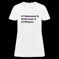 T-Shirts ~ Women's T-Shirt ~ 2012 Western Conference Finals - Women's