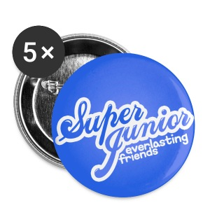 [SJ] Suju Pins - Large Buttons