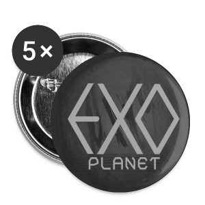 [EXO] EXO Pins - Small Buttons