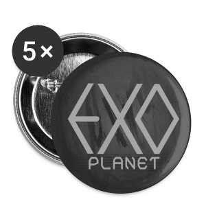 [EXO] EXO Pins - Large Buttons
