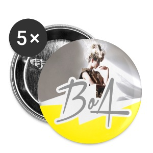 [BoA] BoA Pins - Small Buttons