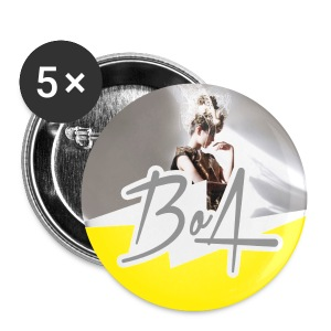 [BoA] BoA Pins - Large Buttons
