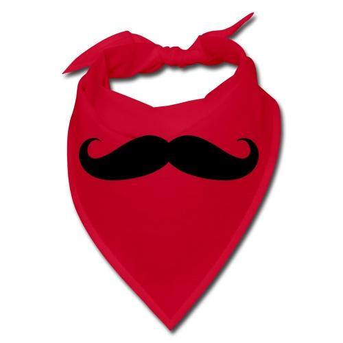 Mustache Bandanna - Bandana