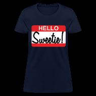 T-Shirts ~ Women's T-Shirt ~ Article 9864077