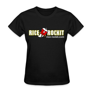 Women's Rice Rockit Logo Shirt - Women's T-Shirt