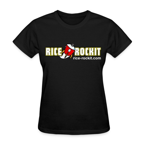 Women's Rice Rockit Logo Shirt - Women's T-Shirt