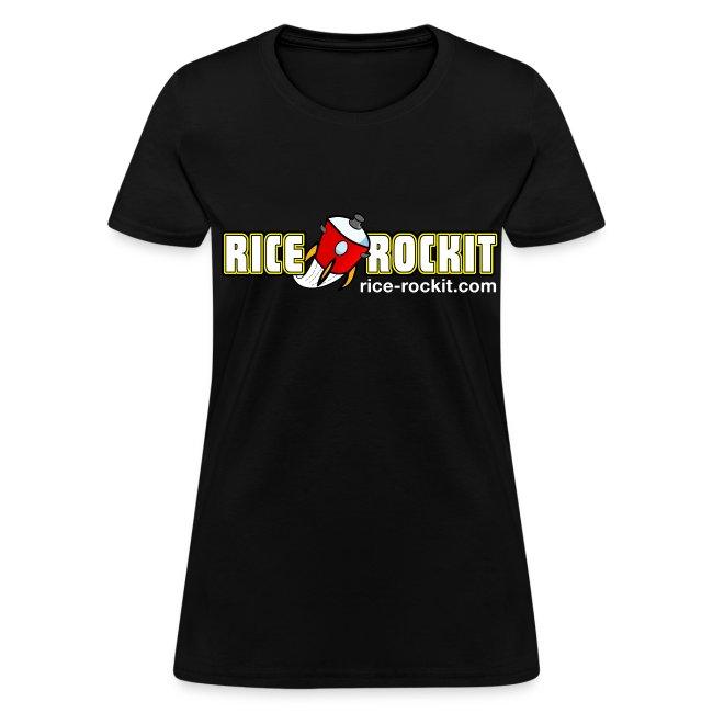 Women's Rice Rockit Logo Shirt
