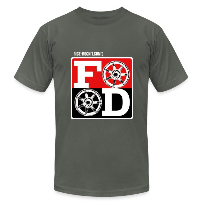 Mens Rice Rockit Food Shirt