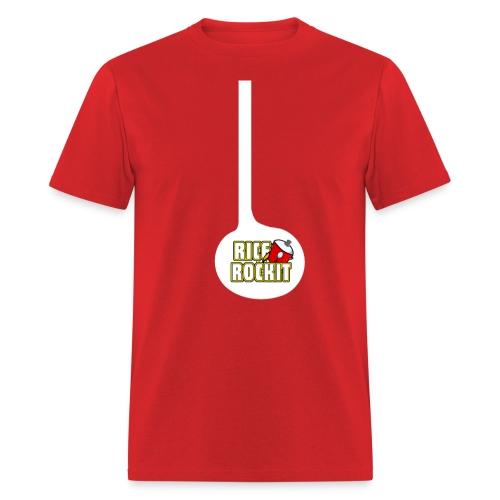 Men's Rice Rockit - Get In Mah Belly - Men's T-Shirt