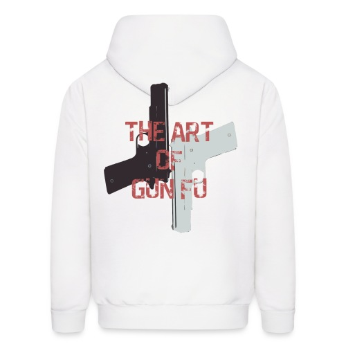 The Art of Gun Fu Men's Hoodie - Men's Hoodie
