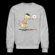 Long Sleeve Shirts ~ Crewneck Sweatshirt ~ Article 9865050