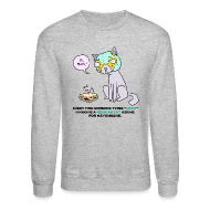 Long Sleeve Shirts ~ Crewneck Sweatshirt ~ Article 9865055