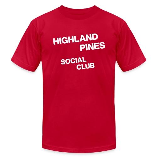 For the Gentlemen - Men's Fine Jersey T-Shirt