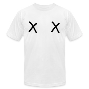 x Brooklyn x designed by Alexandro's Casa - Men's T-Shirt by American Apparel