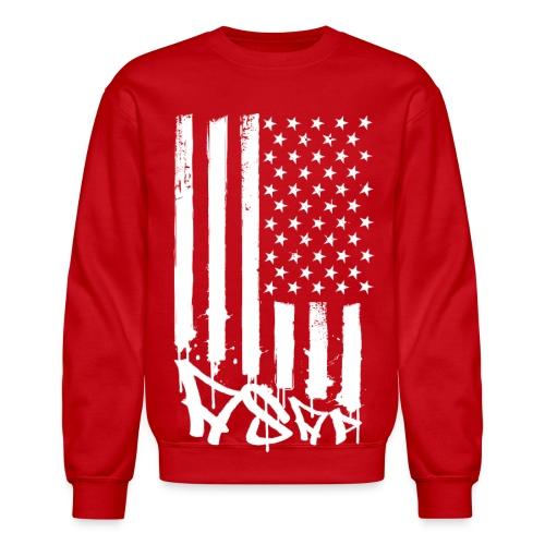 A$AP Flag ··· Rd - Crewneck Sweatshirt