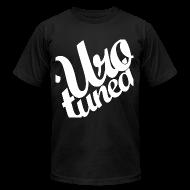 T-Shirts ~ Men's T-Shirt by American Apparel ~ UroTuned Fancy