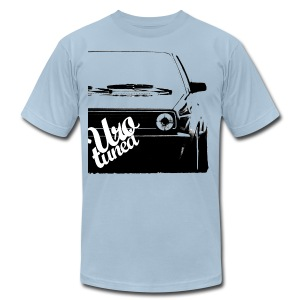 Mk2 UroTuned - Men's T-Shirt by American Apparel