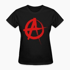 Anarchy Women's T-Shirts